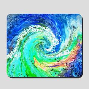 Waves Mousepad