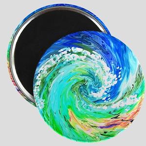 Waves Magnet