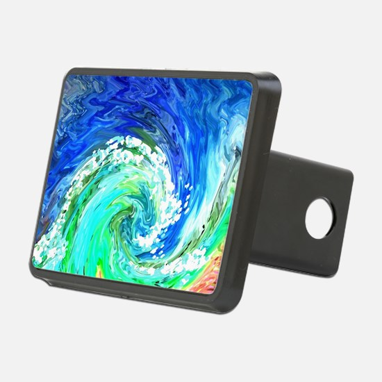 Waves Hitch Cover