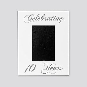 10 Year Anniversary Picture Frames Cafepress
