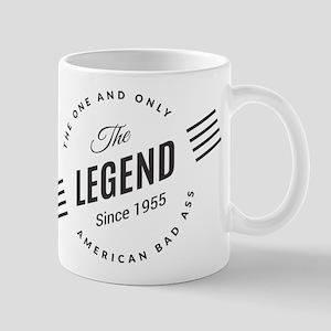 Birthday Born 1955 The Legend Mug