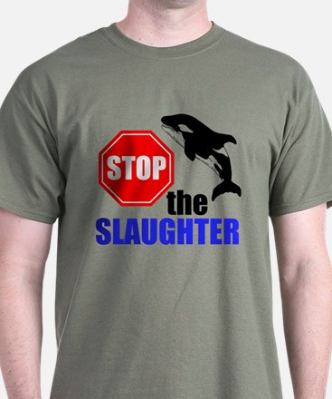 Stop The Slaughter T-Shirt