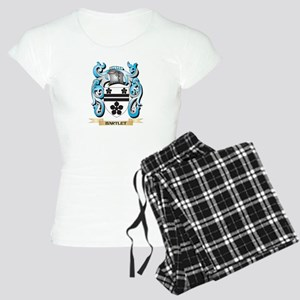 Bartlet Coat of Arms - Family Crest Pajamas