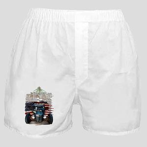 Hot Rod Invasion Boxer Shorts