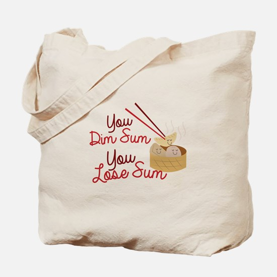 You Dim Sum Tote Bag