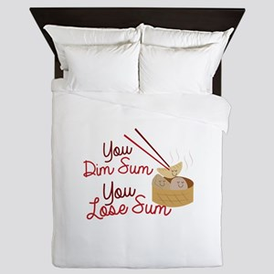 You Dim Sum Queen Duvet