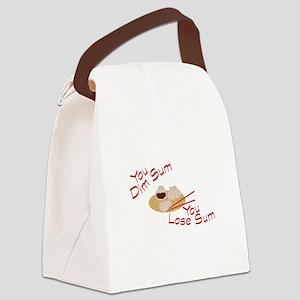 You Dim Sum Canvas Lunch Bag