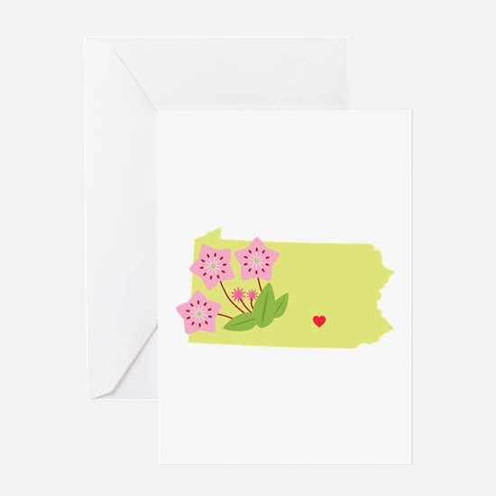 Pennsylvania State Greeting Cards