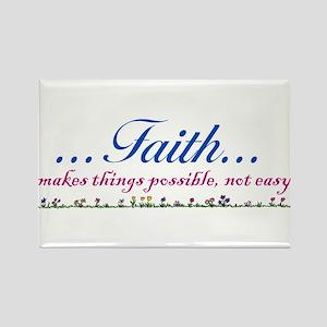 ...Faith... Magnet