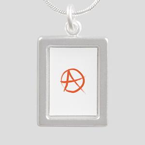 Anarchy Symbo Necklaces