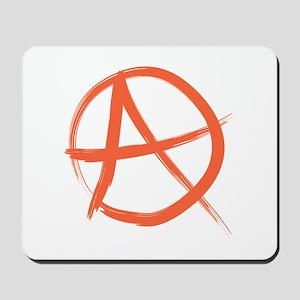 Anarchy Symbo Mousepad