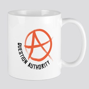 Question Authority Mugs