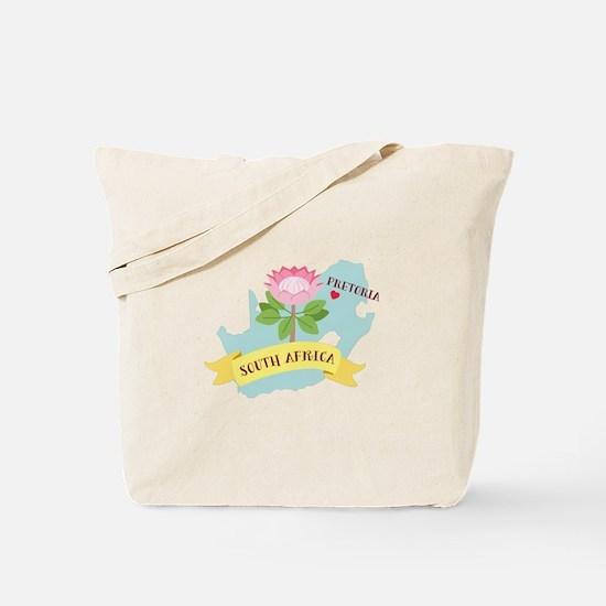 Pretoria South Africa Tote Bag