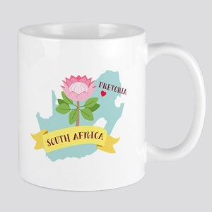 Pretoria South Africa Mugs