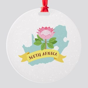 South Africa Ornament