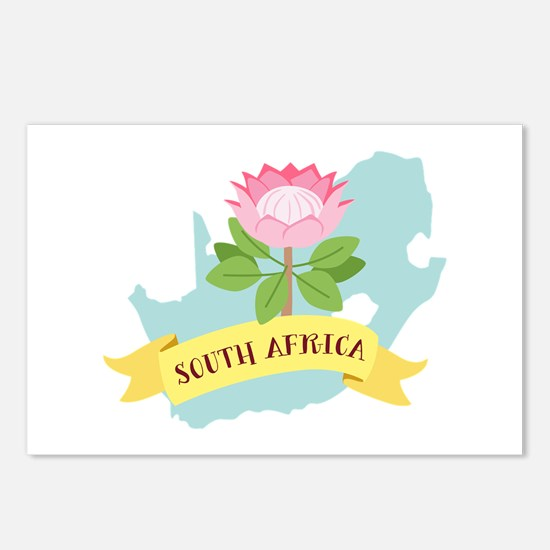 South Africa Postcards (Package of 8)