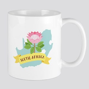 South Africa Mugs