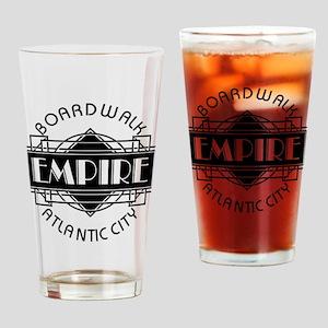 Boardwalk Empire Art Deco Drinking Glass