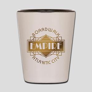 Boardwalk Empire Art Deco Shot Glass
