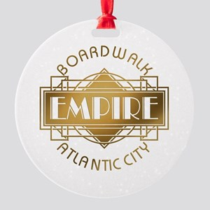 Boardwalk Empire Art Deco Ornament
