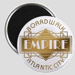 Boardwalk Empire Art Deco Magnets
