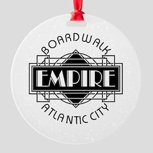 Boardwalk Empire Art Deco Ornament