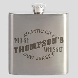 Nucky Thompson's Whiskey Flask