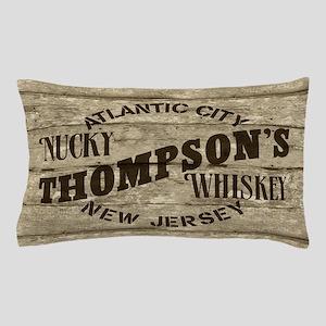Nucky Thompson's Whiskey Pillow Case