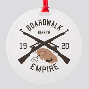 Harrow Boardwalk Empire Ornament