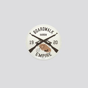 Harrow Boardwalk Empire Mini Button