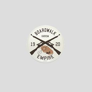 Harrow Boardwalk Empire Mini Button