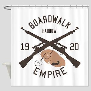 Harrow Boardwalk Empire Shower Curtain