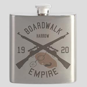 Harrow Boardwalk Empire Flask