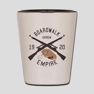 Harrow Boardwalk Empire Shot Glass