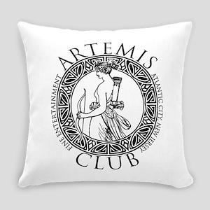 Artemis Club Boardwalk Empire Everyday Pillow