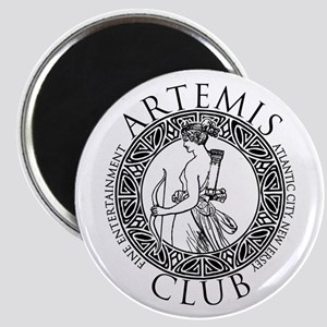 Artemis Club Boardwalk Empire Magnets