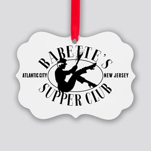 Boardwalk Empire Babette's Ornament