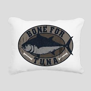 Bone For Tuna Boardwalk Empire Rectangular Canvas