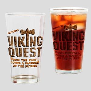 Viking Quest Entourage Drinking Glass