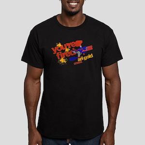 Ari Gold Paintball You're Fired T-Shirt