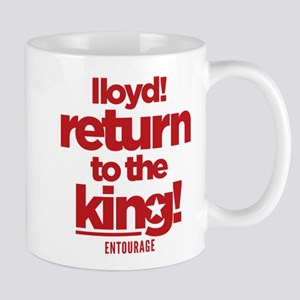 Lloyd Return To The King Mugs
