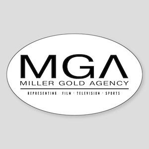 MGA Talent Agency Entourage Sticker