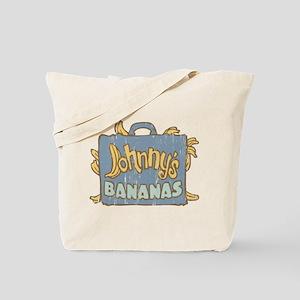 Retro Johnny's Bananas Entourage Tote Bag