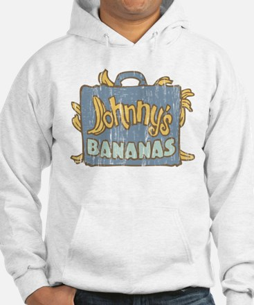 Retro Johnny's Bananas Entourage Hoodie