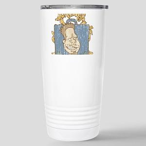 Retro Johnny's Bananas Entourage Travel Mug