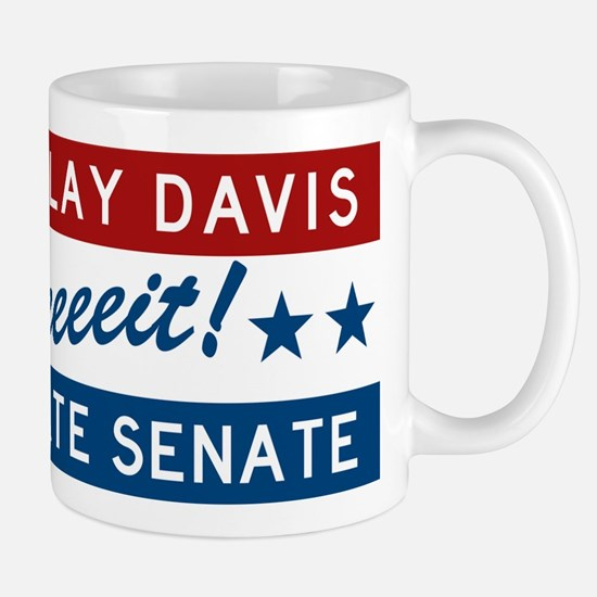 Vote Clay Davis The Wire Mugs