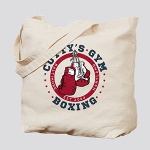Cutty's Gym The Wire Tote Bag