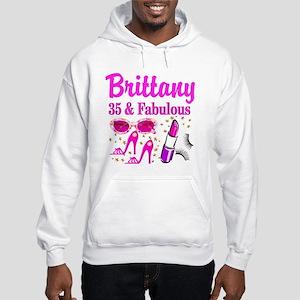 35TH PRIMA DONNA Hooded Sweatshirt