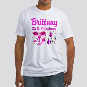 35TH PRIMA DONNA Fitted T-Shirt