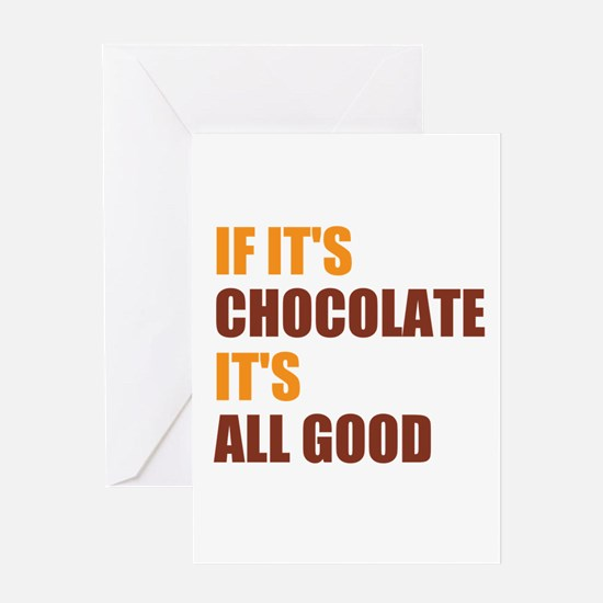 Chocolate Greeting Cards